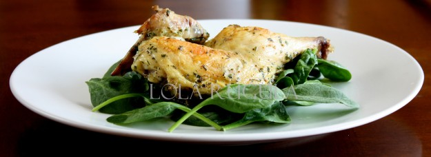 easy roasted cornish hen recipe